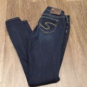 Silver brand jegging jeans